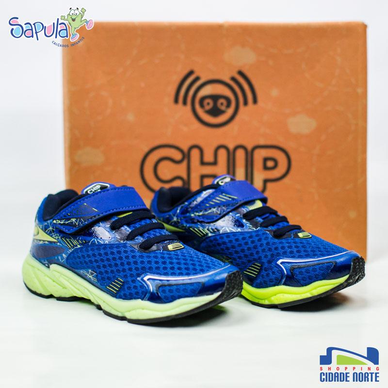 Tênis Masculino Chip Klin da Sapula: R$ 150,00
